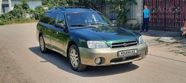 Subaru Outback 2000года