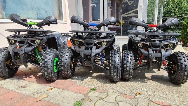 ATV HUNTER -SPYDER-NEON ,ROBUST nou 2021, Depozit Germania fara Carnet