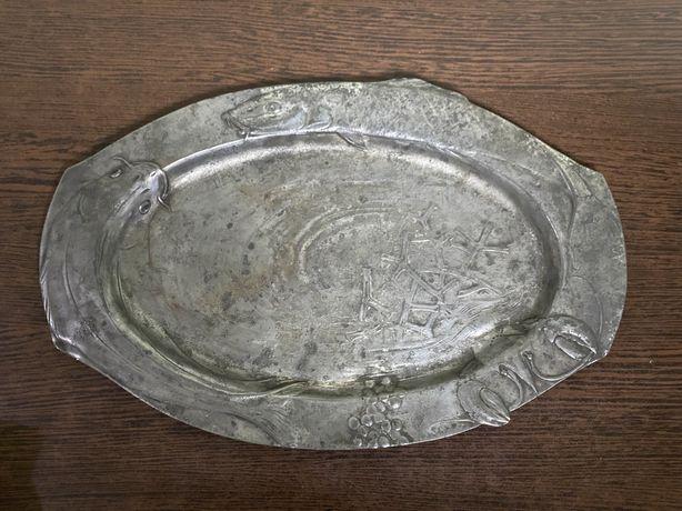XXXat Tava de peste Art Nouveau Osiris sfarsit de sec XIX