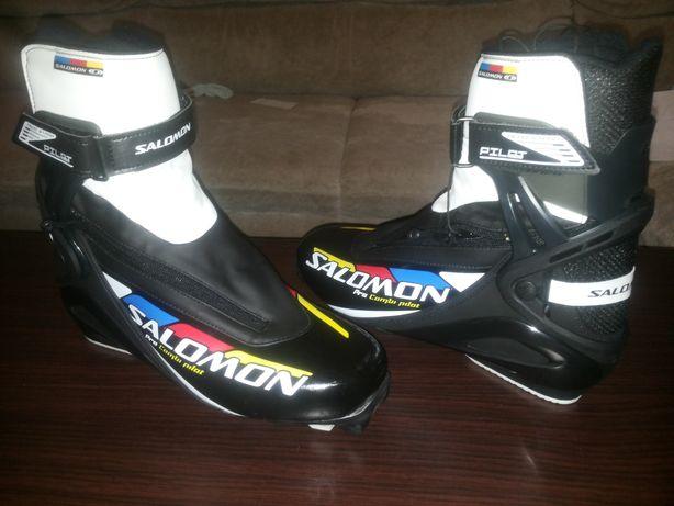 Ботинки лыжные Solomon