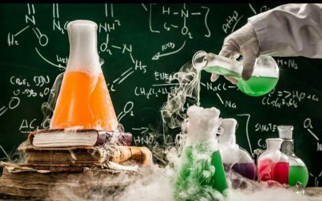 Химия репетитор-курсы