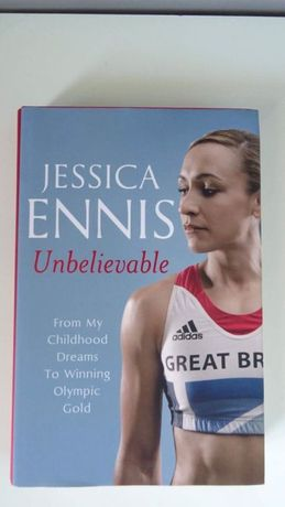 Книга Jessica Ennis-Unbelievable