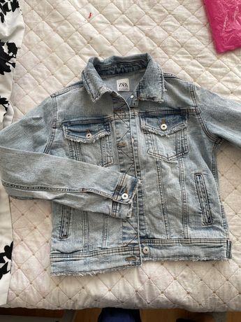 Продам джинсовку Zara