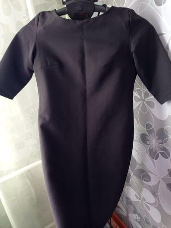Продам чёрное платье!
