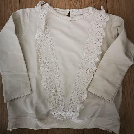 Bluza hanorac fetite Zara