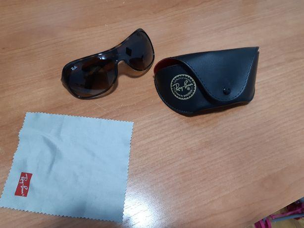 Vand ochelari originali ray ban in stare foarte buna pret 180 lei