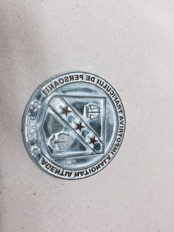 Matrite turnate din zinc pentru timbru sec, LogoPrint