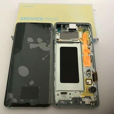 Display Samsung S10 plus Original Montaj pe loc Garanție 12 luni