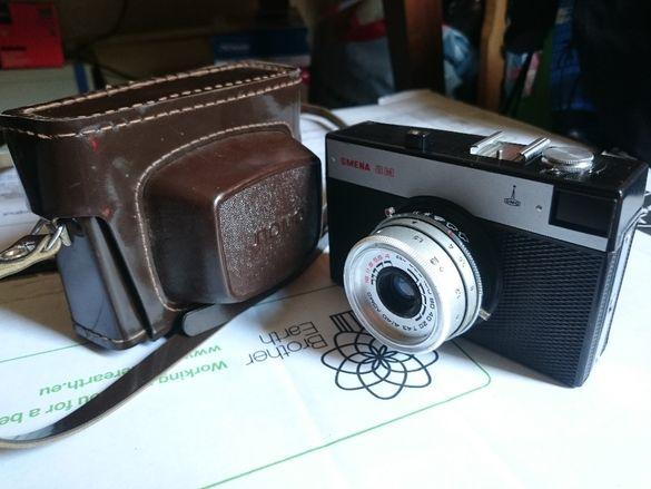 Ретро фотоапарат SMENA 8 M работещ