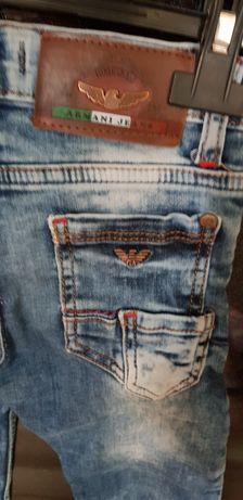 Дънки  Armani jeans junior