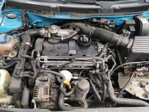 Motor vw golf 4 axr 101cp stare buna de funcționare, se poate proba