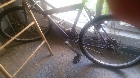 Велосипед със скорости-24 скорости