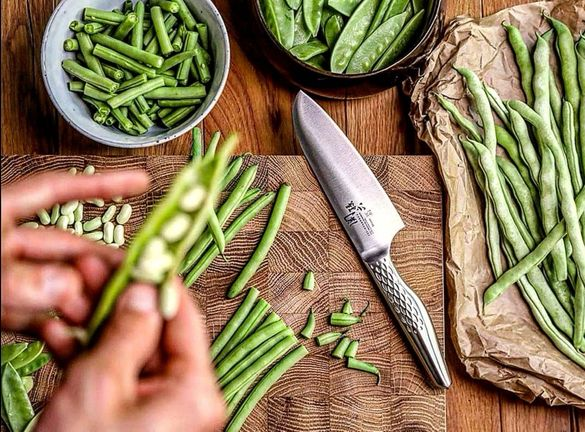KAI Shoso, японски нож, включена доставка