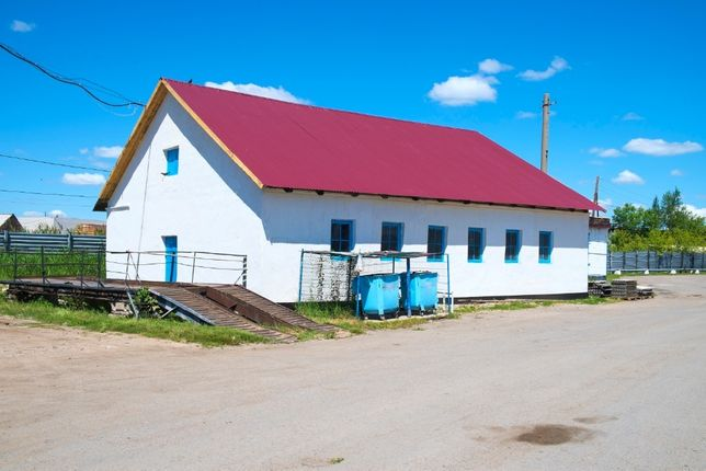 Сдается в аренду склад на территории охраняемой базы.