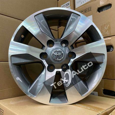 18'' Джанти 6x139,7 за Toyota HIACE HILUX LAND CRUISER