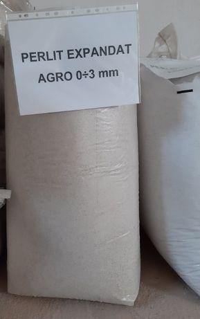 Perlit expandat pentru uz agricol