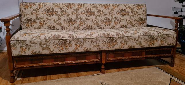 Vand mobila din lemn masiv 6 piese + 6 scaune - 2000 lei