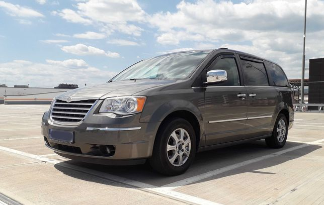 Chrysler Grand Voyager 2.8, CRD, Stow'n Go, 2011, Camera, Full extras