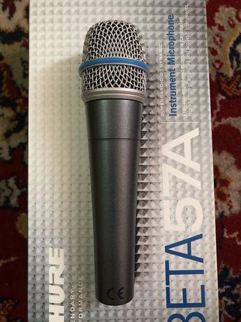 Микрофон Shure Sm57 beta