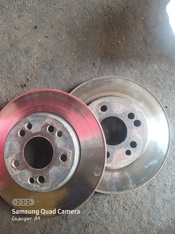 Тормозные диски на W124