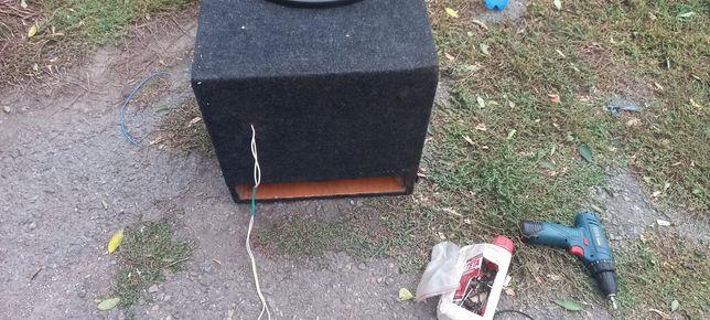 Продам саб, KICX Gorilla bass Е15 в Коробе.
