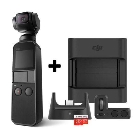 DJI Osmo Pocket + Expansion KIT (дополнительные принадлежности)