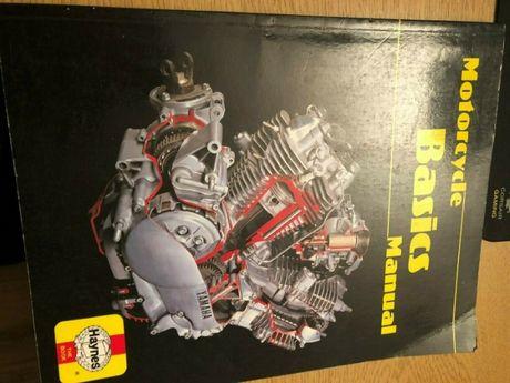 Manual moto Haynes intretinere reparatii electrice motociclete scutere