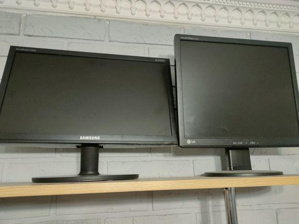 Продаю два монитора