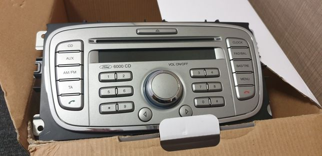 Cd player Ford Focus Mondeo