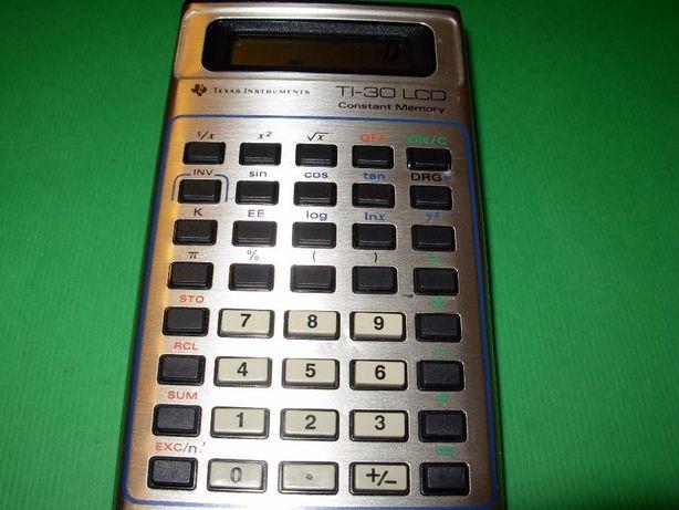 Calculator TEXAS Instruments-TI 30