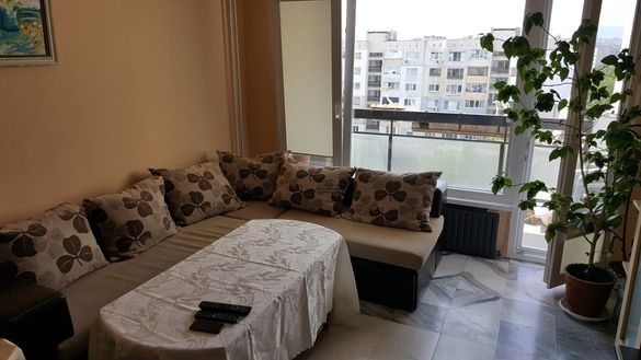 Двустаен апартамент под наем до метростанция Бели Дунав