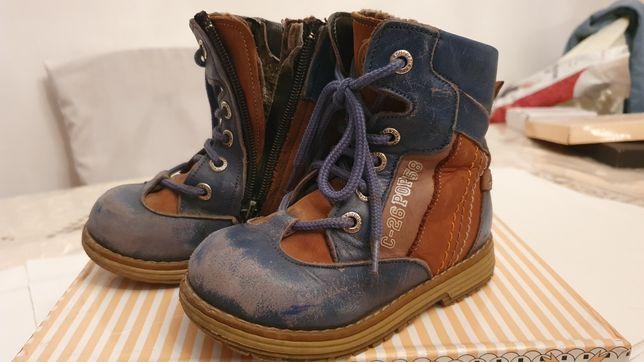 Обувь детская зимняя, фирма Bebetom, размер 26