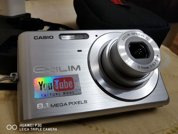 Фотоапарат Casio Exilim 8.1 mp