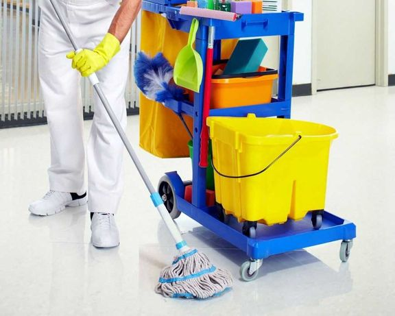 Клининг услуги, уборка любых домов и помещений.
