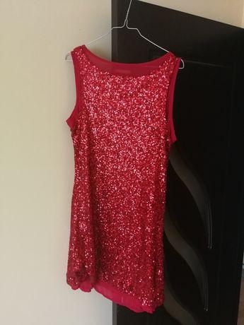 Rochie scurta roșie