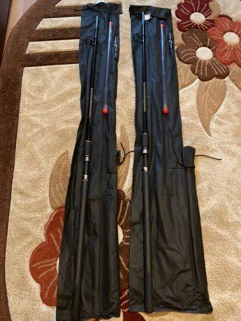 Lansete 2xFeeder Cormoran GF Pro 3,9 150gr