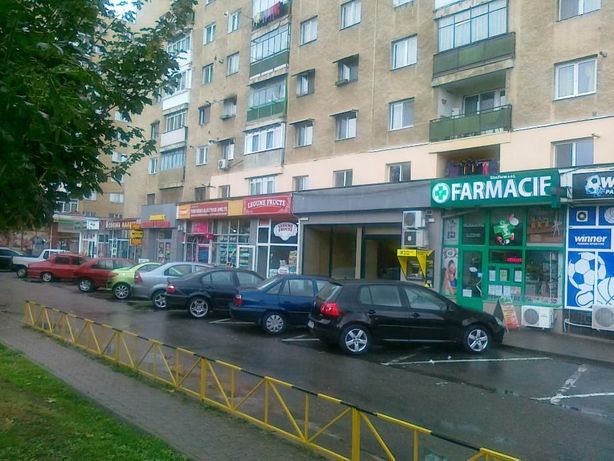 Inchiriez spatiu comercial 72 mp, parter bloc Lido, Targu Jiu
