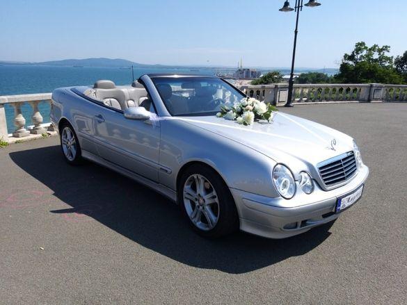 Автомобил Mercedes под наем
