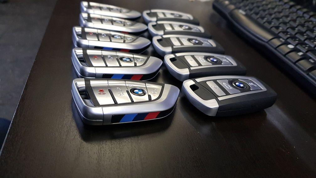Нов Ключ за БМВ Ф10 Ф11 Ф01 BMW F01 F02 F10 F11 F12 F15 F16 F20 F30