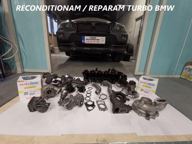 Reparatii si reconditionari Turbine - Turbo - turbo suflante - ploiest