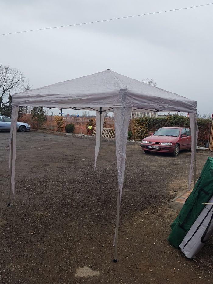 Pavilion extensibil pliabil Satu Mare - imagine 1