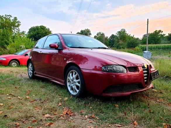 Alfa romeo 147 TI на части 166 алфа ромео 156 бензин 159