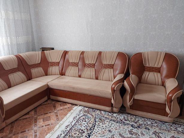 Мягкая мебель б/у