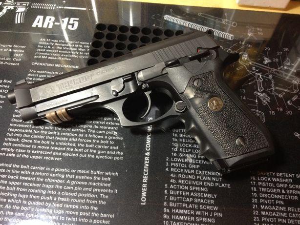 Pistol NOU + Munitie Gratuit FULL METAL!! (CADOU) Co2 Airsoft Pusca