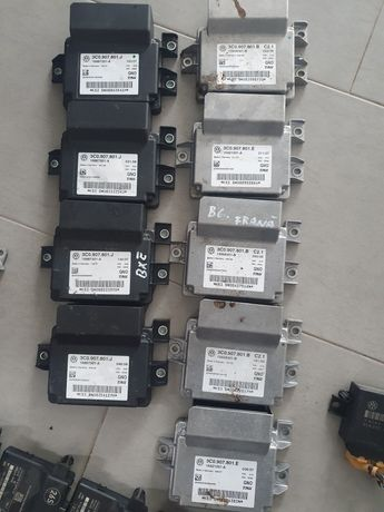 Calculator frână mana electrica de Vw Passat Cc, B6,B7
