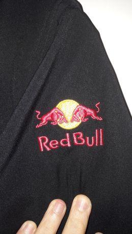 Bluza softshell Jerzees Red Bull marime S