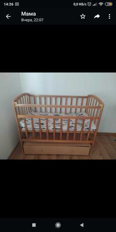 Бесик детская кроватка