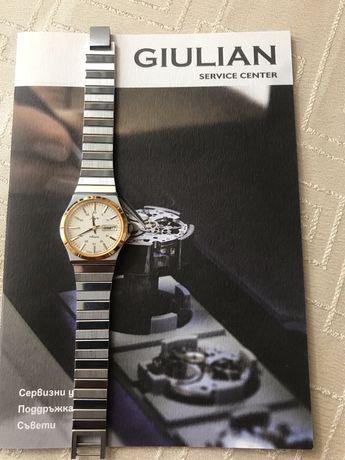 Часовник Луч - чисто нов - без драскотини - сервизиран