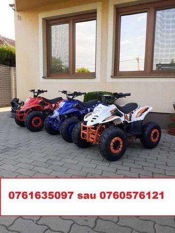 ATV-uri KXD de 125 cc