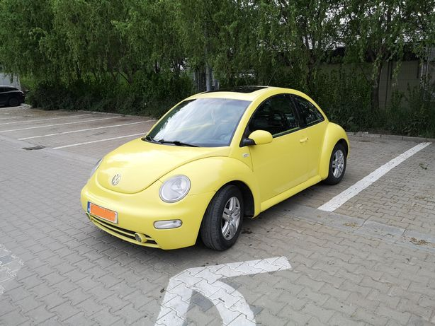 VW beetle Motor 1,9 TDI ALH